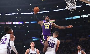 NBA: «Ζέσταμα» για το restart με τις 100 κορυφαίες φάσεις της σεζόν (video)