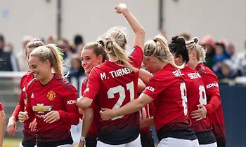 Μάντσεστερ Γιουνάιτεντ: Η γυναικεία ποδοσφαιρική ομάδα της που κάνει θαύματα
