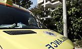 Eργατικό ατύχημα με τραυματίες στο Παλαιό Φάληρο: Κατέρρευσε αναβατόριο οικοδομής