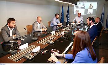 Το παρασκήνιο της πρώτης συνάντησης για τη νέα ΚΕΔ – Και του χρόνου ξένοι διαιτητές στα ντέρμπι!