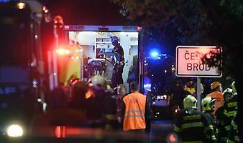 Τσεχία: Σύγκρουση τρένων με δεκάδες τραυματίες