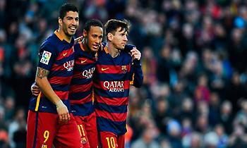 Σουάρες για Λαουτάρο και Νειμάρ: «Τίποτα στο ποδόσφαιρο δεν είναι αδύνατο»