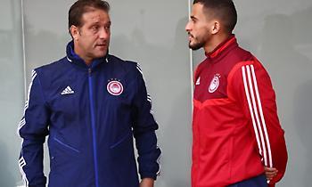 Νικολακόπουλος: «Ράφαελ και Τζεράλντες ψηλά στη λίστα για δεξί μπακ στον Ολυμπιακό»