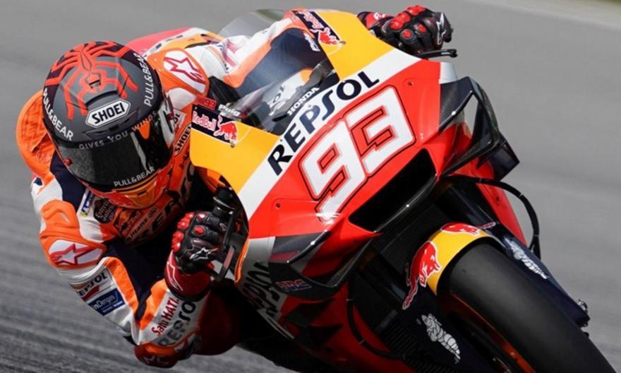 Ταχύτερος ο Μαρκέθ στις πρώτες δοκιμές του MotoGP