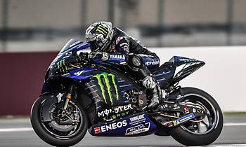 Πήρε τα ηνία ο Βινιάλες στο Moto GP!