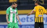 Κολοβός: «Από τα καλύτερα μου ματς, να μην χάσει ο Παναθηναϊκός τα ταλέντα που έχει»