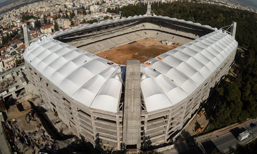 «ΟΠΑΠ Arena» το εμπορικό όνομα της «Αγια-Σοφιάς»
