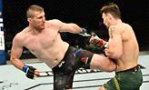 Άδικη ήττα για τον Μιχαηλίδη στο UFC – Διαμαρτυρίες για αντικανονικά χτυπήματα από τον προπονητή του