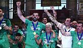 H ΠΑΕ Παναθηναϊκός  βραβεύει τους θριαμβευτές του 25ου πρωταθλήματος