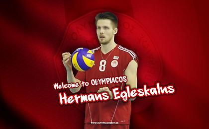 Στον Ολυμπιακό ο Εγκλεσκάλνς