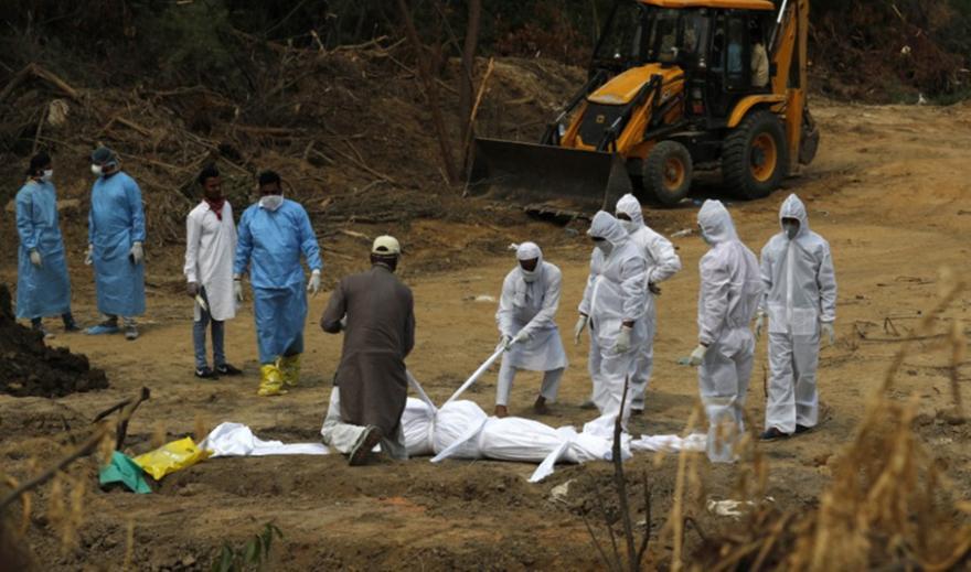 Ινδία-Κορωνοϊός: Τα κρούσματα πλησιάζουν το 1 εκατ. - Σε καραντίνα εκ νέου το Μπιχάρ