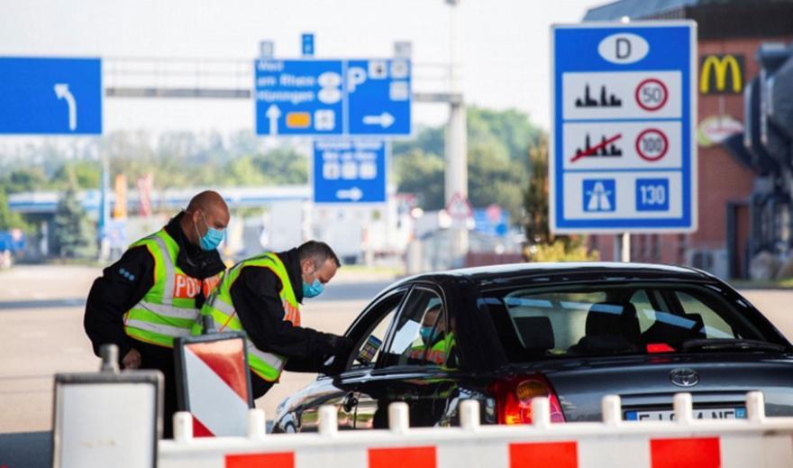 Κορωνοϊός: Κλείνουν πάλι ευρωπαϊκά σύνορα λόγω πανδημίας;