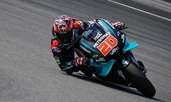 MotoGP: Κουαρταράρο, πρώτος με ρεκόρ στο FP3