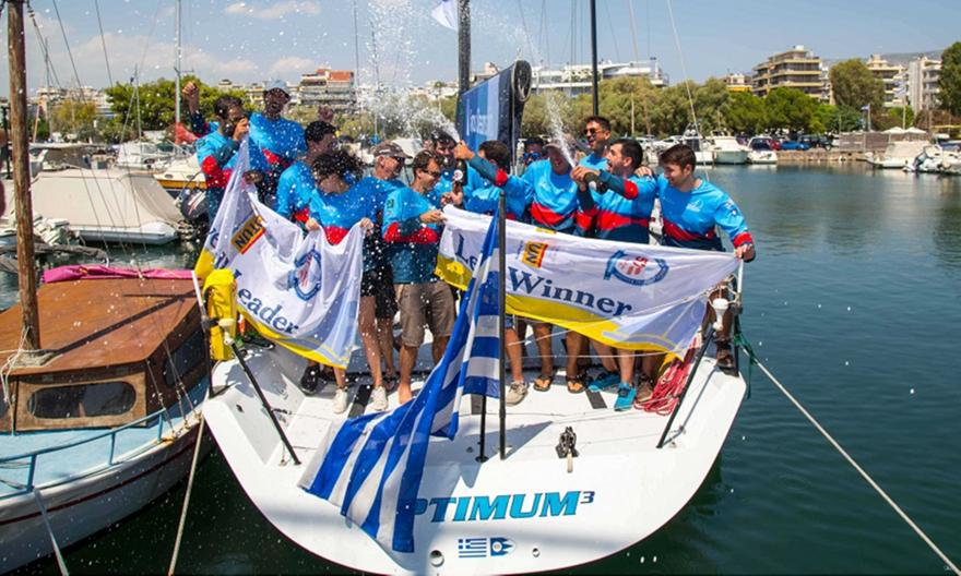 To «Optimum 3 – Samos Steamship» νικητής του «57ου Ράλλυ Αιγαίου»