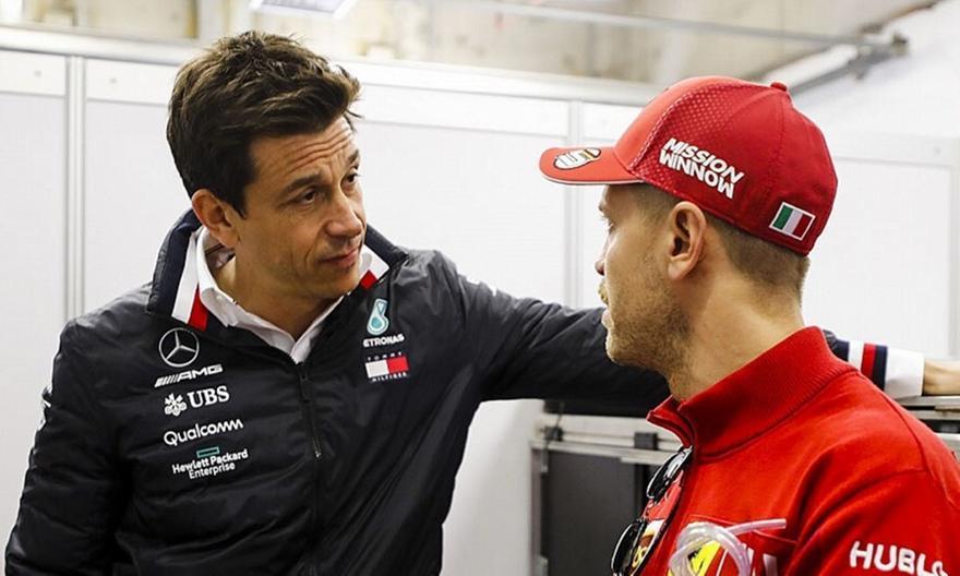 Βολφ: «Δεν εμπλέκομαι στις συζητήσεις Φέτελ – Aston Martin»