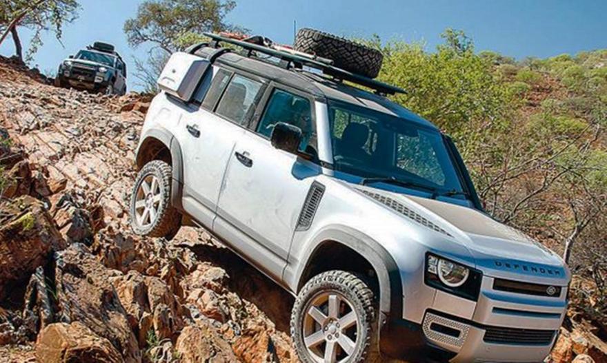 Νέο Land Rover Defender: Απόλυτο όχημα για εκτός δρόμου αναζητήσεις...
