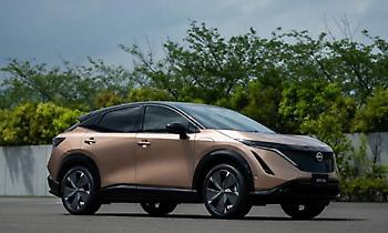 Nissan Ariya: Το νέο ηλεκτρικό coupe crossover