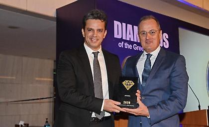Ξεχώρισε η Affidea στα «Diamonds of the Greek Economy 2020»