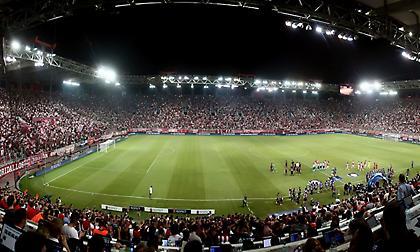 Super League: Ο καλύτερος μέσος όρος εισιτηρίων τα τελευταία εννέα χρόνια, πρώτος ο Ολυμπιακός