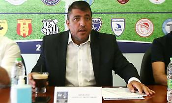 Επανεξελέγη ομόφωνα πρόεδρος της Super League 2/Football League ο Λεουτσάκος