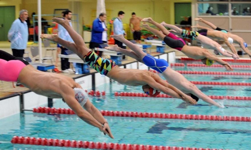 Έναρξη Πανελληνίου πρωταθλήματος κολύμβησης Αναπτυξιακών Κατηγοριών