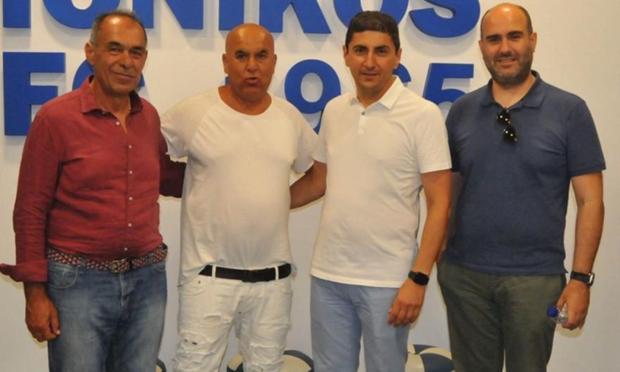 Αυγενάκης: «Ο Ιωνικός είναι αθλητισμός. Αυτό είναι οικογένεια»
