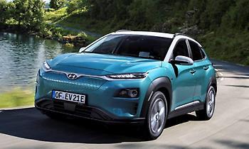 Νέο Hyundai Kona Electric
