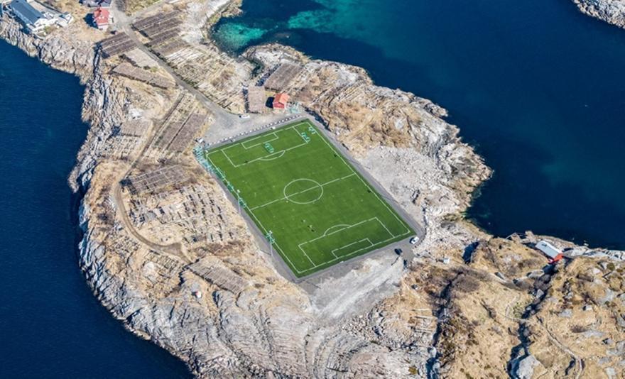Τα 5 από τα πιο ξεχωριστά γήπεδα ποδοσφαίρου (Μέρος 2ο)