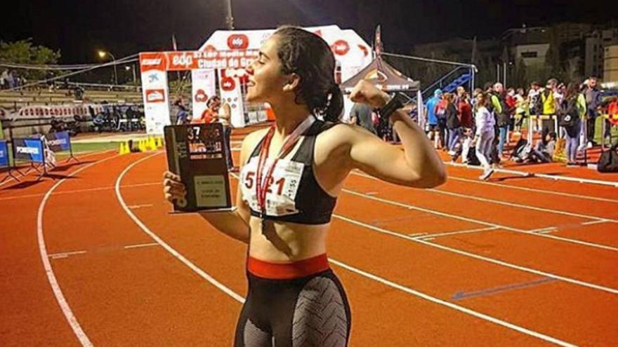 Σκοτώθηκε σε τροχαίο 19χρονη Ισπανίδα αθλήτρια στίβου