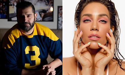 Dj Rico και Κατερίνα Στικούδη χωρίζουν... τα τραγούδια τους στον αέρα του ΣΠΟΡ FM!