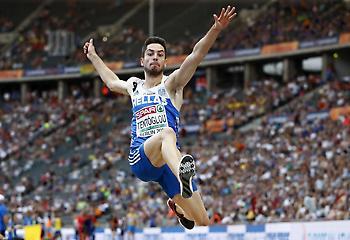 Navarino Challenge 2020: Ο πρωταθλητής Ευρώπης Μίλτος Τεντόγλου τιμά τον Κωστή Τσικλητήρα