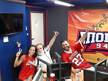 Το music battle του Dj Rico και της Κατερίνας Στικούδη στον ΣΠΟΡ FM 94,6 (video)
