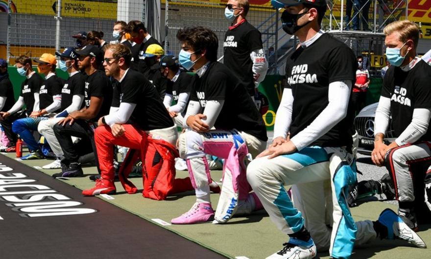 Φέτελ: «Η FIA και η F1 μας απογοήτευσαν στο θέμα του ρατσισμού»