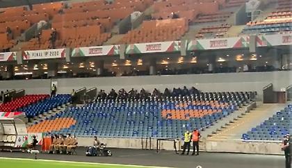 Η Πόρτο είχε κερκίδα σε κεκλεισμένων των θυρών τελικό (video)