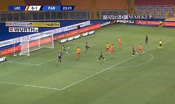 Σπρώχνει τη Λέτσε στην Serie B η Πάρμα - Δεύτερο γκολ η Τζένοα (vids)