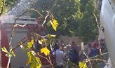Έκτακτο: Πτώση μονοκινητήριου αεροπλάνου στην Πρώτη Σερρών