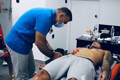 Αιματολογικές και ιατρικές εξετάσεις στον Ιωνικό