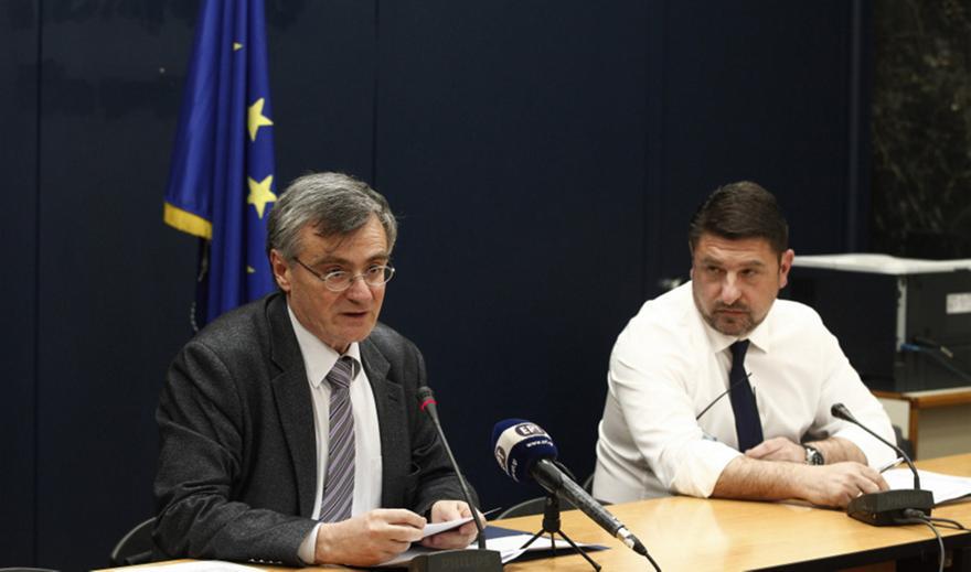 Κορωνοϊός: Επιστρέφει ο Τσιόδρας - Στις 18.00 ενημέρωση μαζί με τον Χαρδαλιά