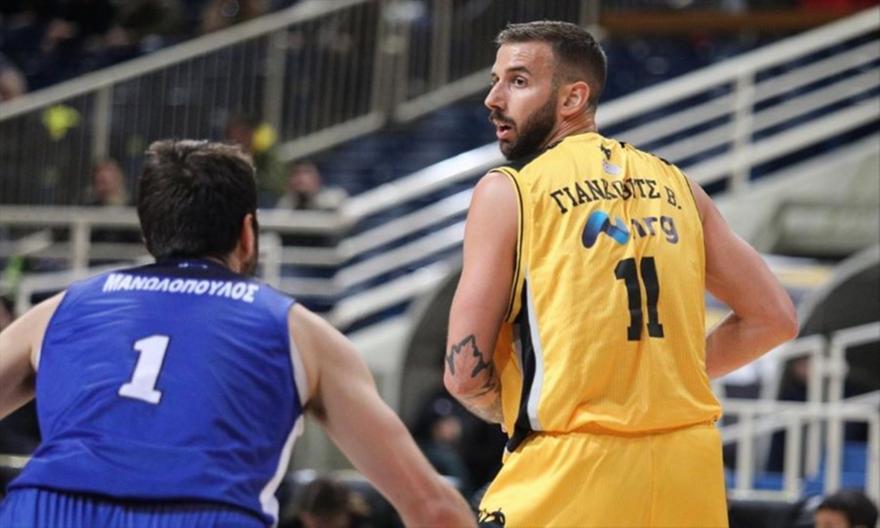 Γιάνκοβιτς: «Τρία ματς μακριά από το τρόπαιο του BCL, έχουμε πιθανότητες να το κατακτήσουμε»