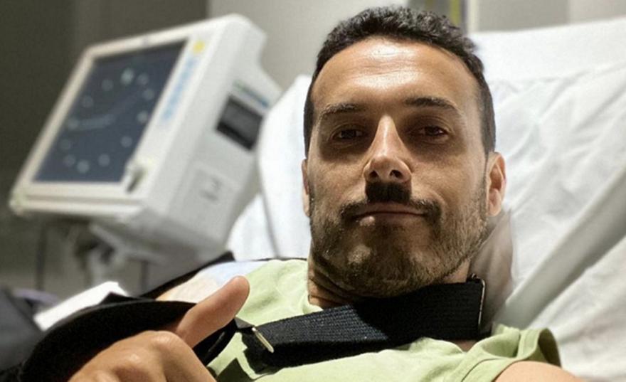 Χειρουργήθηκε ο Πέδρο-Το μήνυμά του από το νοσοκομείο