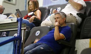 Σπανός: «Προπονητής από το πάνω ράφι ο Κάναντι»