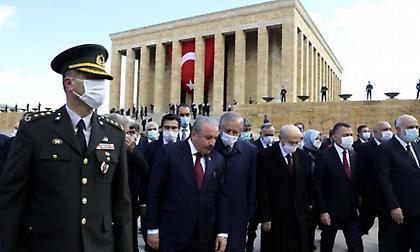 Πάνω από 1.000 νέα κρούσματα κορωνοϊού στην Τουρκία