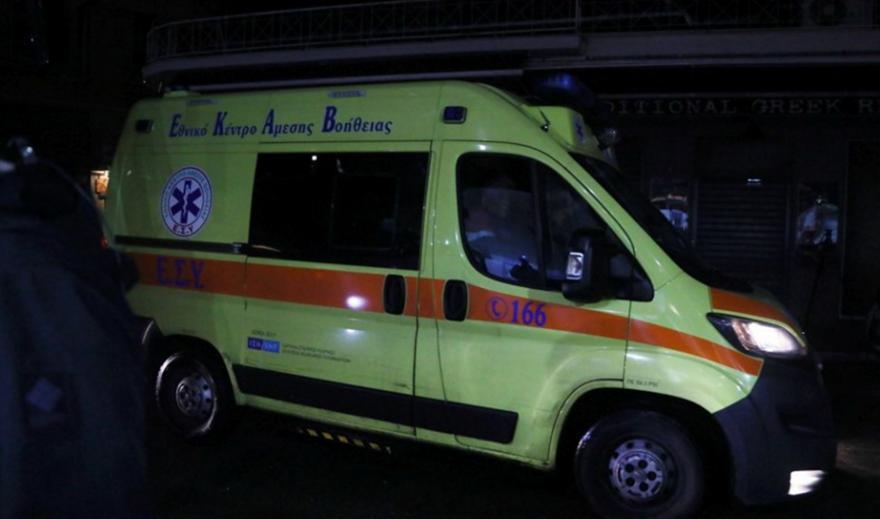 Τροχαίο δυστύχημα στην Αλεξανδρούπολη