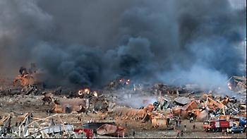 Ντιάπμ: Ανατινάχθηκαν 2.750 τόνοι νιτρικού αμμωνίου αφημένοι σε αποθήκη στο λιμάνι «επί 6 χρόνια»