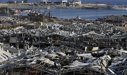 Βηρυτός: Εικόνες βιβλικής καταστροφής - Η πιθανή αιτία των εκρήξεων