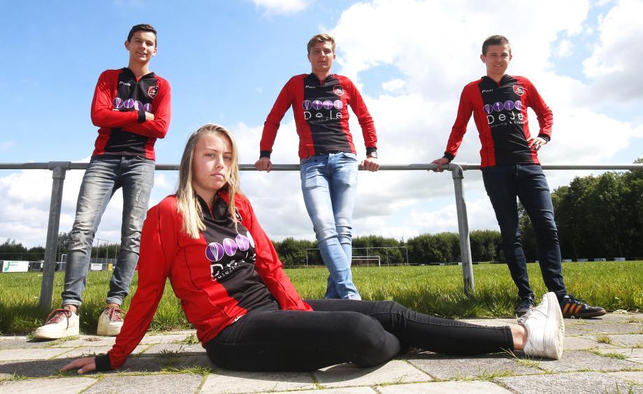 Ιστορική απόφαση στην Ολλανδία: Επέτρεψαν σε 19χρονη να παίξει σε ανδρική ομάδα