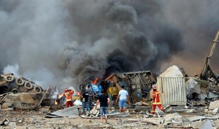 Βηρυτός-Εκρήξεις: Σχεδόν το 50% έχει καταστραφεί ή υποστεί ζημιές-Έως 300.000 άστεγοι