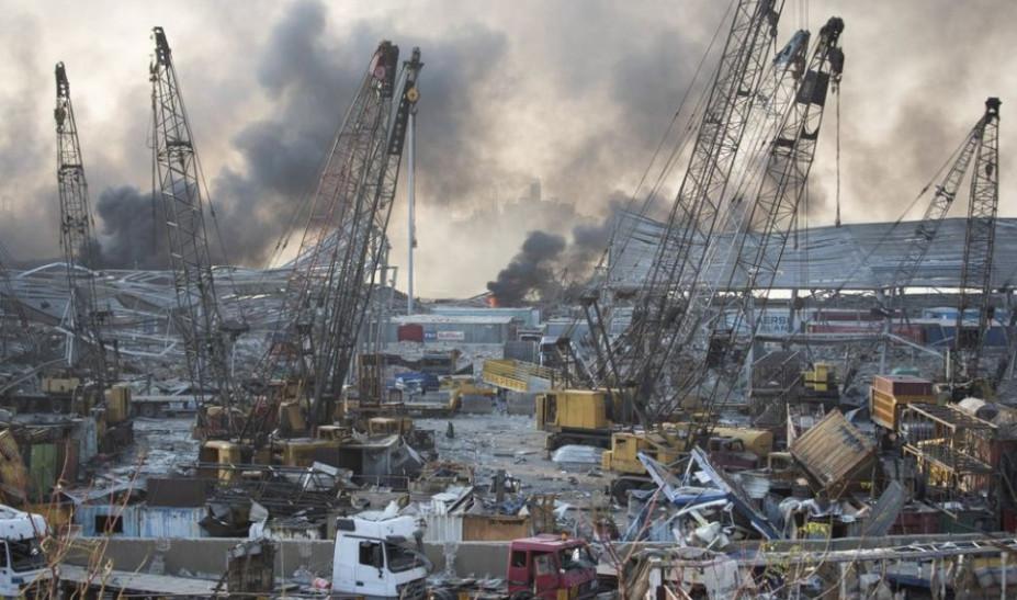 Λίβανος: Στους 113 οι νεκροί της φονικής έκρηξης- Σε έκτακτη ανάγκη η Βηρυτός