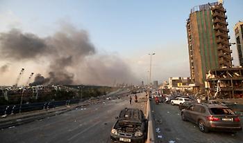 Λίβανος: Σε σοβαρή κατάσταση δυο Έλληνες τραυματίες - Πέντε συνολικά