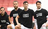 Στηρίζει το Black Lives Matter η UEFA
